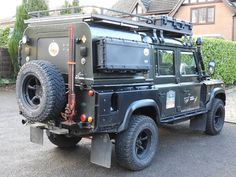 2005 LAND ROVER DEFENDER 110 2.5 TD5 XS EXPEDITION PREPARED! For Sale