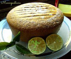 Maninpasticcio: Fluffosa al lime e lo stampo imperfetto