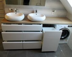 Meble łazienkowe - zdjęcie od Rad-Stol Meble Na Wymiar
