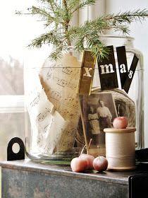 idémakeriet: Jul i fönstret