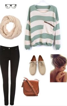 does anybody else think this is a perfect look for finals week for first/fall ; winter semester? Fall Outfit #clothesforgirl #nice #FallOutfit #Fall #Outfit #outfitideas #topmode   www.2dayslook.com