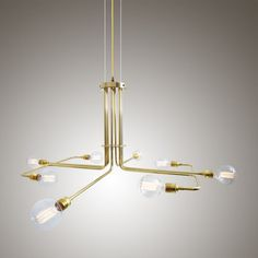 The Mullan Amman Chandelier will put a new spin on your home.