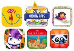 Kinder App Preis2013: Kreativ Apps für Kinder