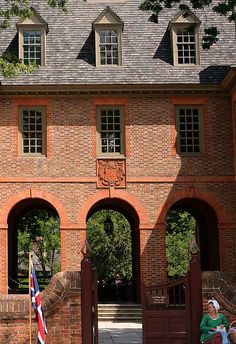 Colonial Williamsburg: The Capitol