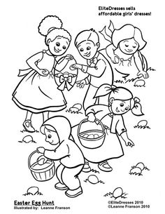 Free Easter Coloring Pages Free and Printable Coloring Easter