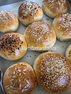 Hamburger, Food And Drink, Bread, Instagram, Brot, Baking, Burgers, Breads, Buns