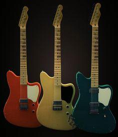 Fender CS La Cabronita Boracha et inspirations p.5 (page 8) - Forum guitare électrique