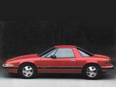 1988 Buick Reatta. (Photo courtesy Larry Printz, The Virginian-Pilot)