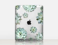 Hey, I found this really awesome Etsy listing at https://www.etsy.com/listing/386816804/succulent-transparent-ipad-case-for-ipad