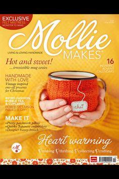 Mollie Makes Crafting Magazine