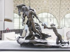 """Maturity"" by Camille Claudel"