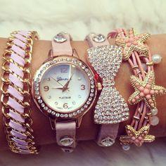 .@Paulette Harris |  SET CORAL  www.princesspjewelry.com | Webstagram