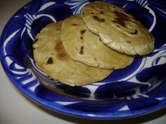 If you thought my recipe for Homemade Corn Tortillas was just too much work, I have an even easier recipe using the same masa (dough). Real Mexican Food, Mexican Cooking, Mexican Food Recipes, Vegetarian Mexican, Spanish Recipes, Vegetarian Meals, My Recipes, Cooking Recipes, Favorite Recipes