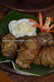 Diah Didi's Kitchen: Inspirasi Menu Buka Puasa Hari ke 29..Menu2 Rumahan Ala Jawa Tengah