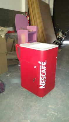 NESCAFE - RED MUG Carros Degustacion