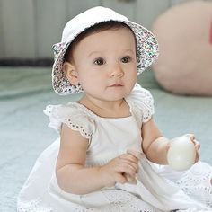 Professional Sale Summer Baby Hat Baby Girls Sun Hat Lovely Red Black Plaid With Bowknot Pearl Bucket Cap Outdoor Hat For 1-3 Years Old 100% Original Girl's Hats Apparel Accessories