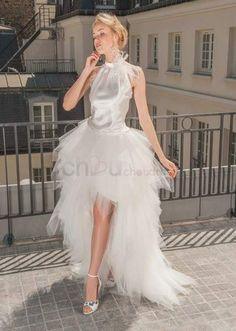 Wedding Dress 2013, Cheap Wedding Dress, Tulle Wedding, Wedding Dresses, Dress Collection, Fashion Forward, Marie, Scoop Neck, Flower Girl Dresses