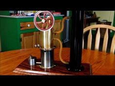 Hot Air Engine Stirling - YouTube