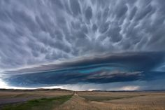 Montana Supercell    This incredible supercell formed as soon as this thunderstorm crossed the Rocky mountains and moved over the Great Plains in Montana.  Seeing the difference the sudden updraft makes to rotation in a storm like this as soon as it reaches the warmer air is pretty incredible.