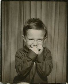 Vintage photo booth…what a sweetie