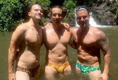 Jax, Tom, Peter, Hawaii, Vanderpump Rules