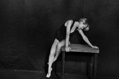 House of Cards actress Robin Wright, photographed for the Pirelli Calendar by Peter Lindberg.