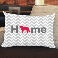 Bernese Mountain Dog Home Pillow