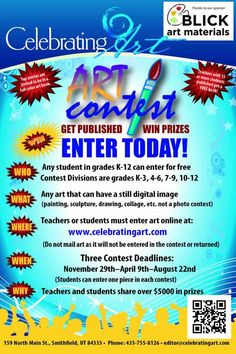art contest: Celebrating art