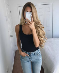 87 unique ombre hair color ideas to rock in 2018 - Hairstyles Trends Elegant Hairstyles, Curled Hairstyles, Straight Hairstyles For Long Hair, Fall Hairstyles, Beautiful Hairstyles, Beautiful Long Hair, Gorgeous Hair, Brown Blonde Hair, Pinterest Hair