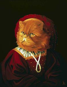 Фото 11, «Кошки - аристократы (12 фото)»