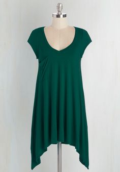 A Crush on Casual Tunic in Forest