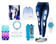 """"""""""" by rainbowpoptart-lover ❤ liked on Polyvore featuring beauty, Keds, Monsoon and Casetify"""