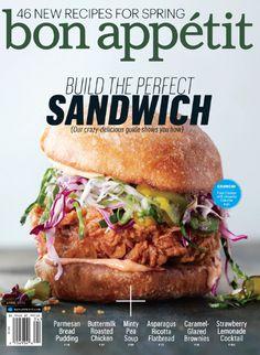 Bon Appetit Magazines Subscription Discount | Magazines.com