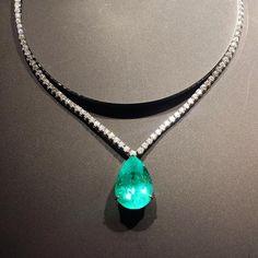 Night night #emeralds #esmeraldas #diamonds #diamantes #jackvartanian