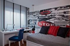 quartos adolescentes surfistas - Pesquisa Google