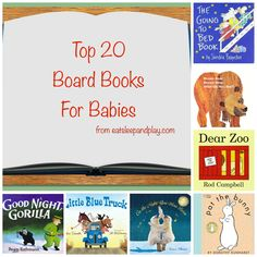 (adsbygoogle = window.adsbygoogle || []).push({}); You're smart, I know you are, so I'm not going to sit here and tell you the thousands of facts related to the importance of reading to your baby.  In my mind, reading is one of those parenting non negotiables…. like feeding your baby, changing[Read more]