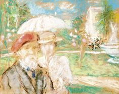 Rippl Spring in the Park Monceau - Category:Pastels by József Rippl-Rónai - Wikimedia Commons Girls Dress Up, Green Hats, Female Portrait, Hats For Women, Old Things, Park, Artist, Wikimedia Commons, Pastels