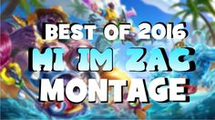 Best Of 2016 Montage https://www.youtube.com/watch?v=QlYH9-39ecs #games #LeagueOfLegends #esports #lol #riot #Worlds #gaming