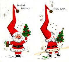 and everything else too: A Sackload of Santa (Part One)