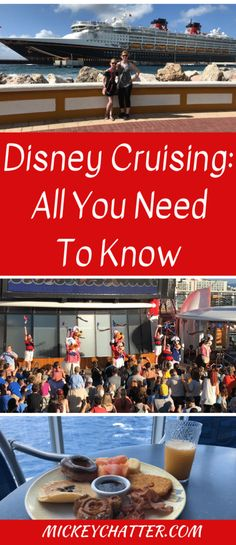 Disney Cruise on the Disney Wonder: All you need to know about this amazing experience #disneycruise #disneywonder