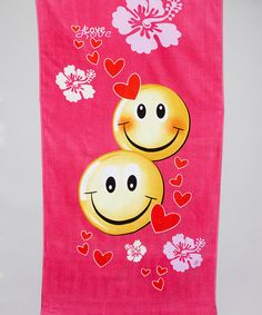 Great buy on Island Gear beach towel to go with my Valentine's Day gifts for my grand daughter.