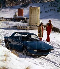 1972 - FIAT X1/9