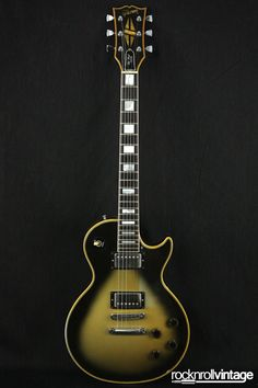 1982 Gibson Les Paul Custom Silverburst