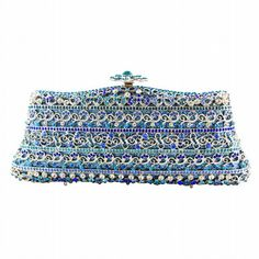 Lady Crystal Handbag Luxury Evening Party Bag Clutch Bag Jewel Case Mini Bag Bolsos De_9     https://www.lacekingdom.com/