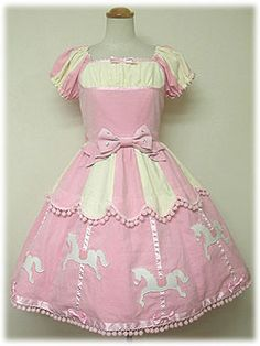 Angelic Pretty / One Piece / Carnival OP