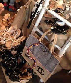 Διαγωνισμός – χειροποίητη τσάντα Les Amies