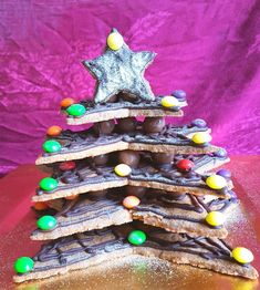 Biscuit Christmas Tree