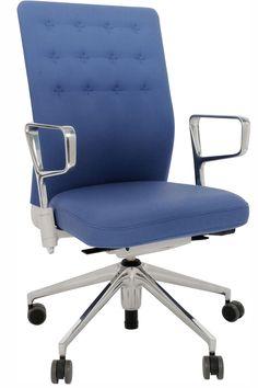 Heal's | Vitra ID Trim Office Chair By Antonio Citterrio - Office Chairs - Office Furniture - Office  Champagne taste & beer pocket...