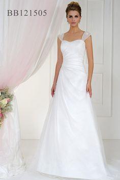 Brautkleider im unteren Preissegment | miss solution Bildergalerie - Modell BB121505 (Bellice) by VEROMIA
