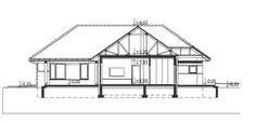 DOM.PL™ - Projekt domu AN TYMOTEUSZ G2 CE - DOM AO10-56 - gotowy koszt budowy Gazebo, Outdoor Structures, Houses, Deck Gazebo, Cabana, Arbors